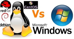 linux vs window os